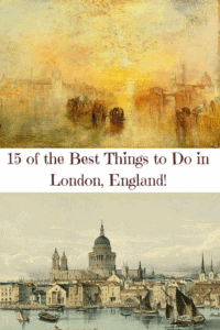 The Best Things to Do in London