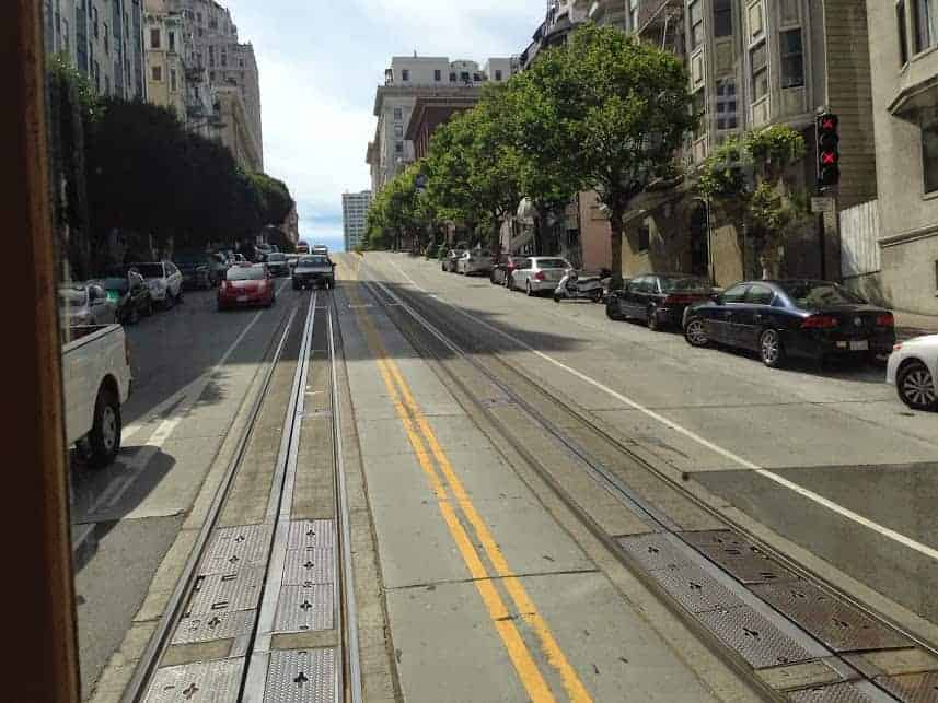 san francisco cable car tour
