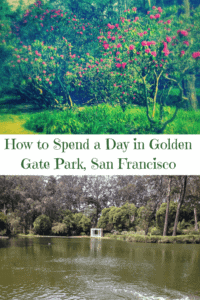 A Perfect 24 Hours in San Francisco and the Golden Gate Park