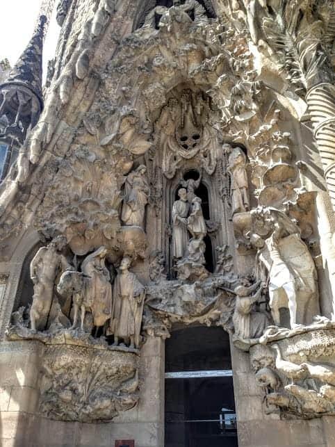 Birth La Sagrada Familia