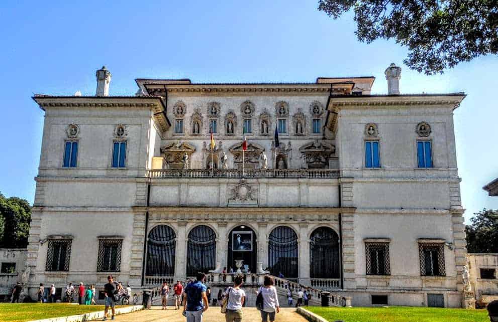 Galleria Borghese tickets