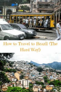How to Travel to Brazil