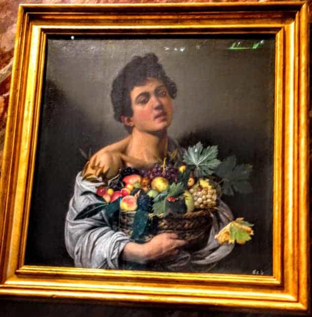Caravaggio Galleria Borghese