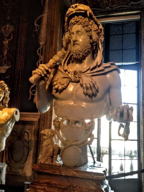 Commodus Hercules capitoline museum