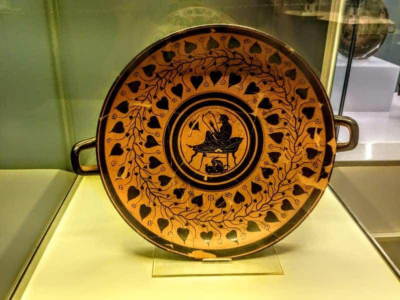 Museo Nazionale Etrusco di Villa Giulia Bowl