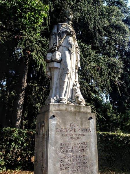 De la vega Borghese Park