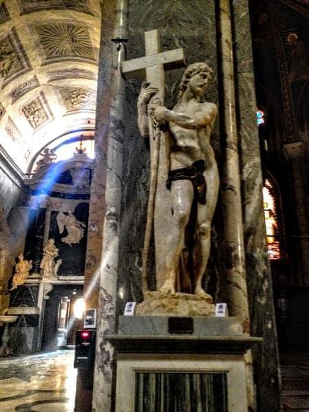 Michelangelo Cristo Risorto Basilica di Santa Maria Sopra Minerva