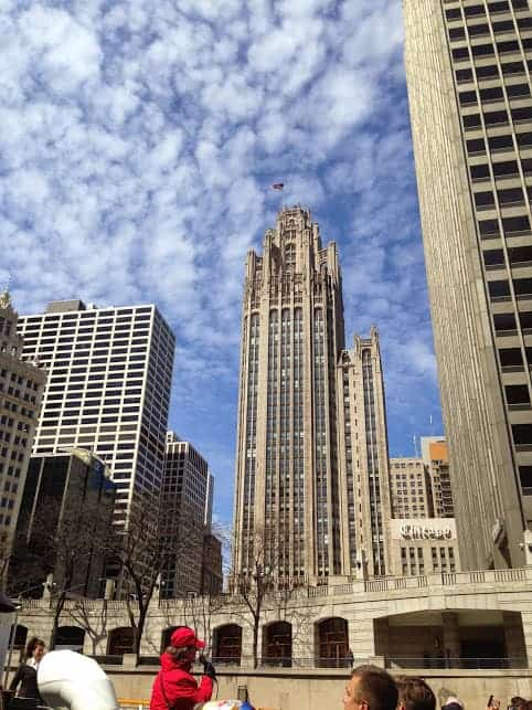 Chicago Architecture Tribune Tower