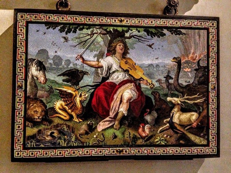 Orfeo Provenzale Galleria Borghese