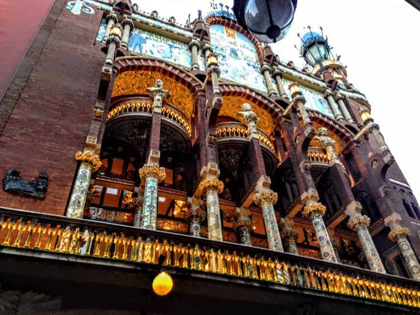 most beautiful places in barcelona