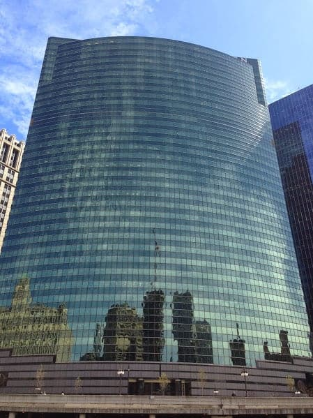 Chicago Architecture 333 West Wacker