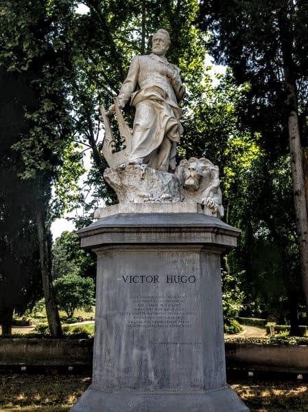 Victor Hugo Borghese Park