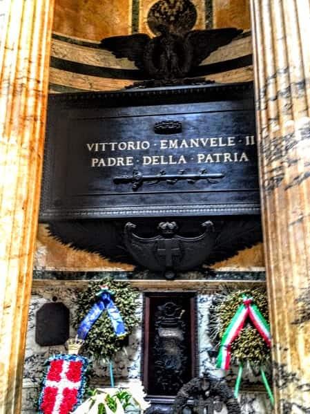Vittorio Emmanuel Pantheon