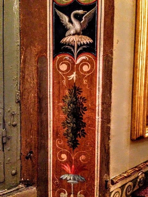 Walls Galleria Doria Pamphilij