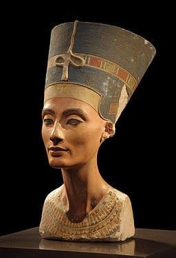 pergamon museum Berlin Nefertiti