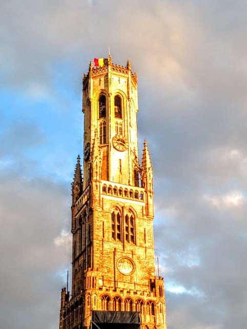 Belfort Bruges Belgium