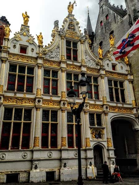 Burg Bruges
