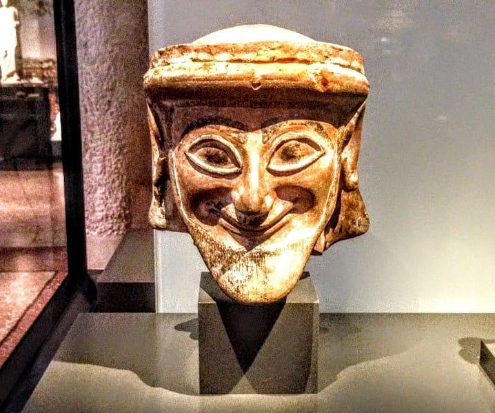 Bust pergamon museum Berlin