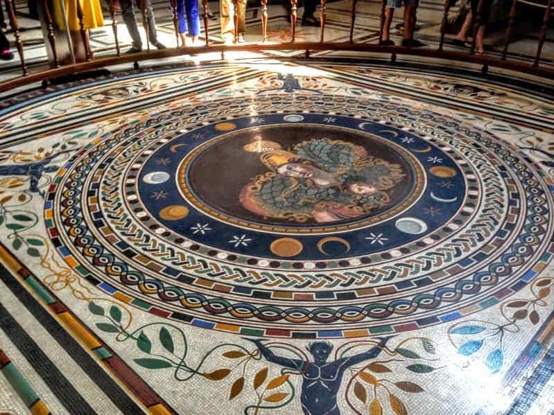 Vatican Museums Mosaic
