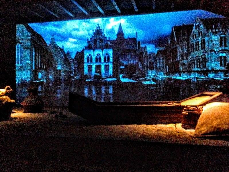 Historium Canal Bruges
