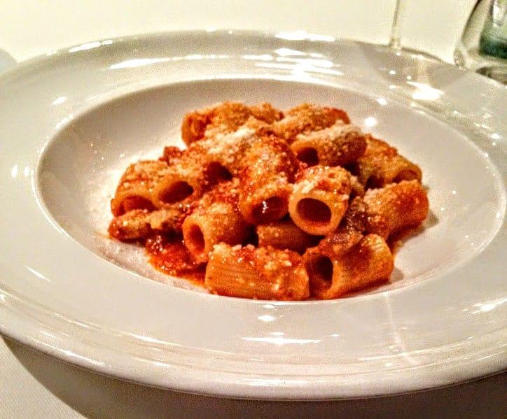 Pasta L'Arcangelo Rome