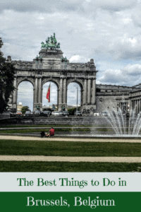 The Best Things to Do in Brussels