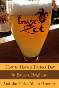 A Perfect 24 Hours in Bruges and the Halve Maan Brewery
