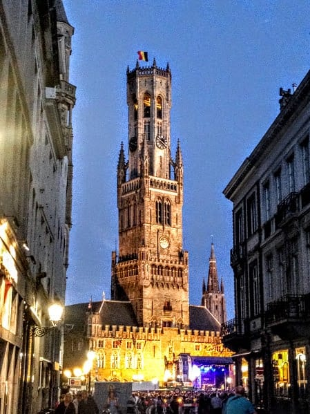 Markt Belgian National Day