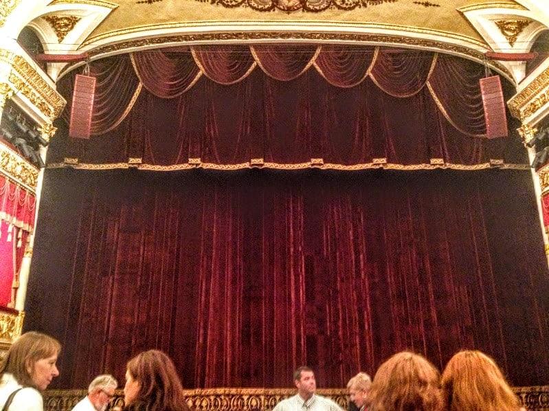 Alexandrinsky Stage st petersburg russia