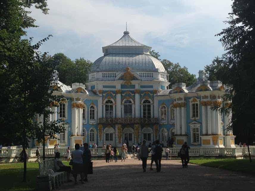 catherine palace park