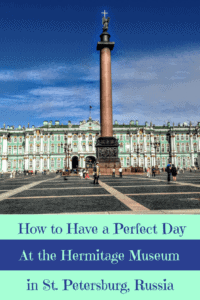 A Perfect 24 Hours in St. Petersburg and the Hermitage
