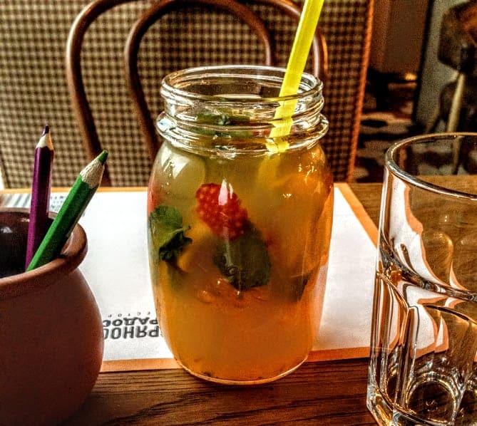 Lemonade Khochu Kharcho