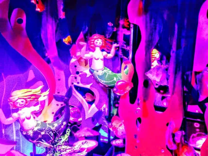 Little Mermaid tivoli gardens
