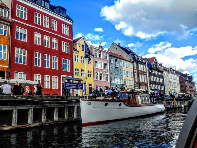 Nyhavn 24 hours in Copenhagen