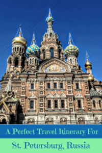 A Perfect 24 Hours in St Petersburg Russia