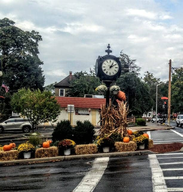 24 Hours in Tarrytown New York pumpkins