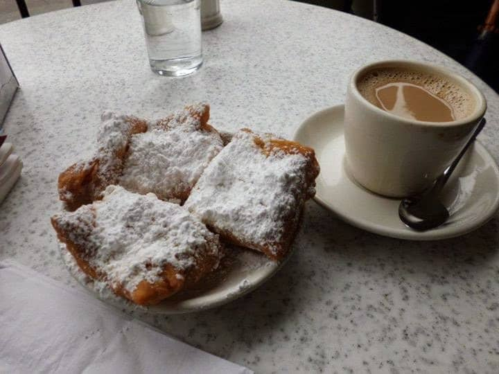 french quarter new orleans beignets
