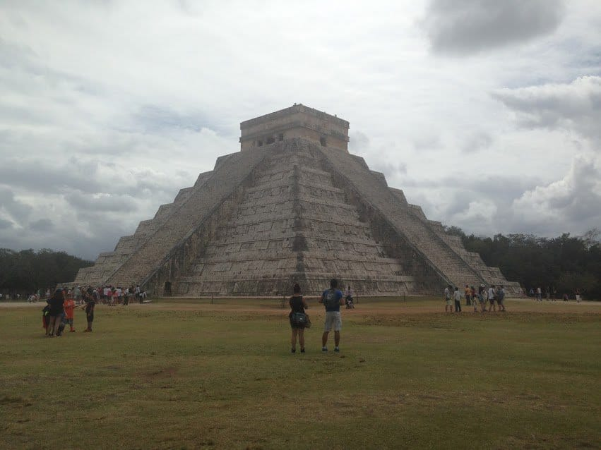 24 hours with chichen itza tour