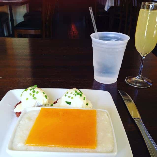 new orleans country club eggs