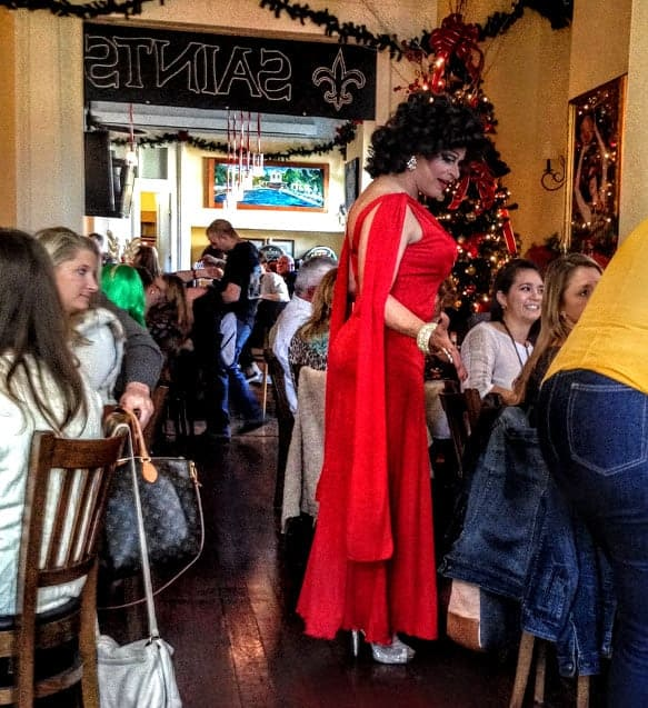 new orleans country club drag brunch