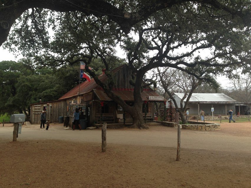 texas hill country luckenbach