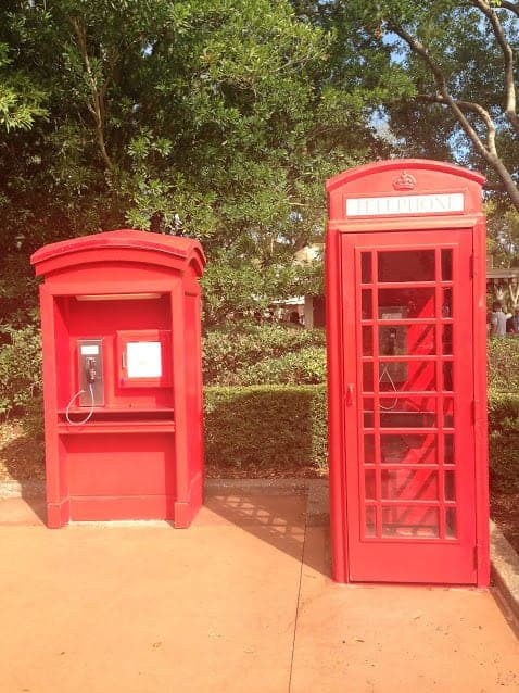 24 Hours in EPCOT United Kingdom
