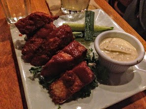 24 Hours in Tarrytown NY tempeh buffalo sweetgrass grill
