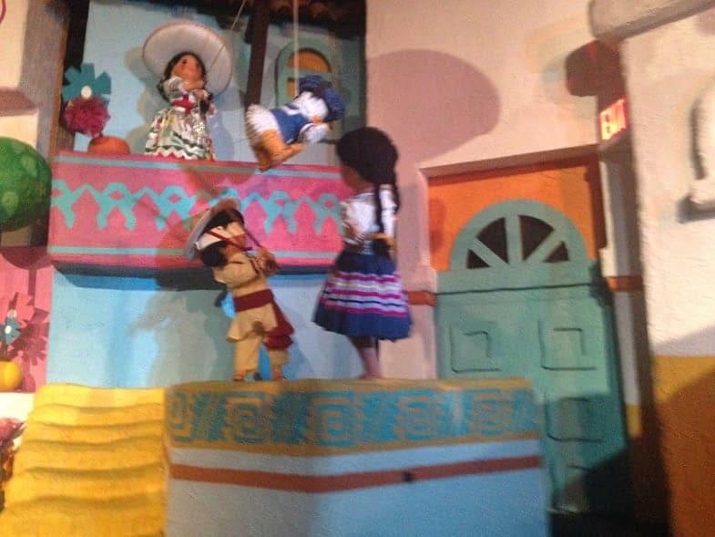 Epcot Disney World mexico