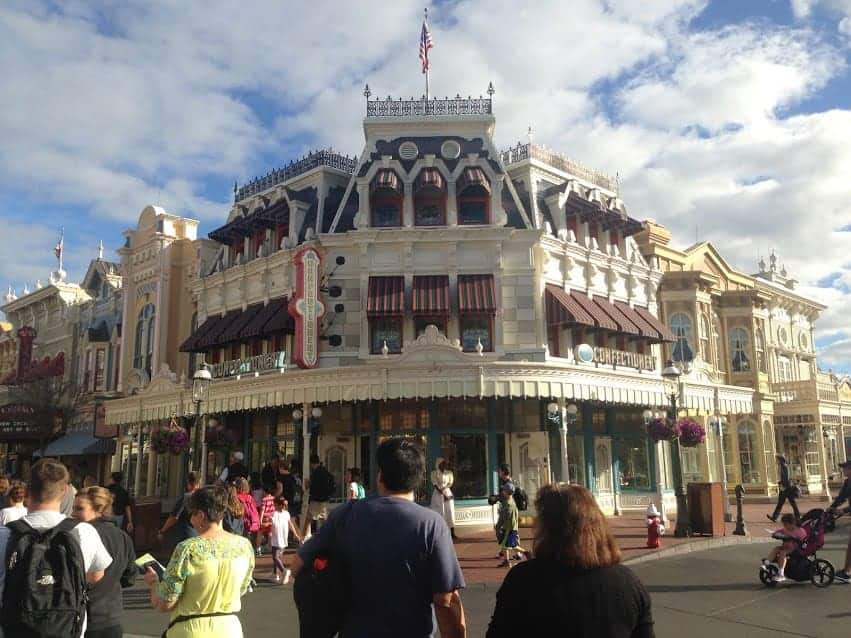 24 hours in the Magic Kingdom itinerary