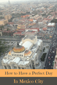 A Perfect 24 Hours in Mexico City