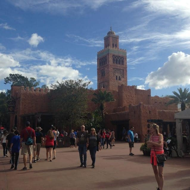 24 Hours in EPCOT Morocco