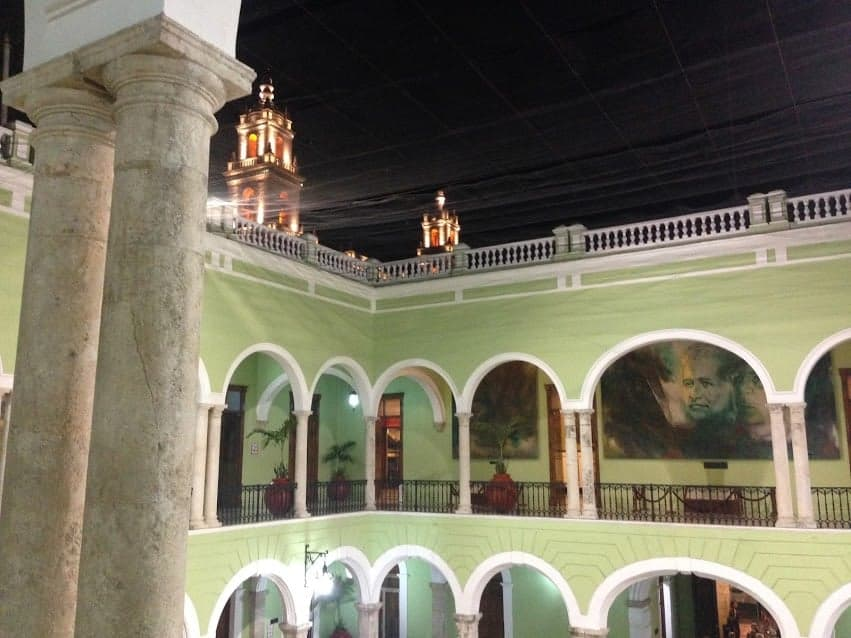 merida palace of the governor