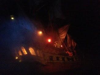 Disney Magic Kingdom Adventureland Pirates of the Caribbean