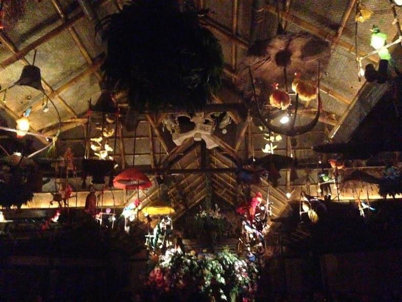 Disney Magic Kingdom Adventureland tiki room